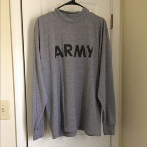Other - 3  Long sleeves T-shirt ARMY
